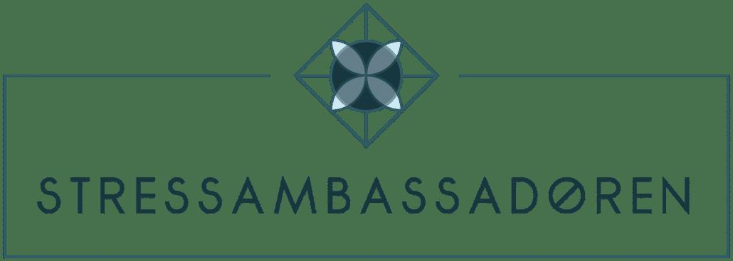 Stressambassadørens logo